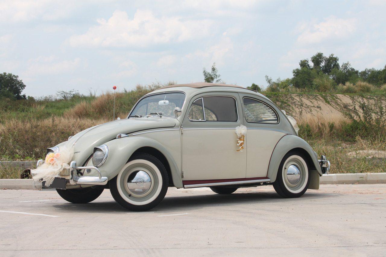 Beetle Wedding Car Rental Singapore